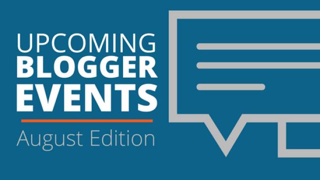 blogger conferences