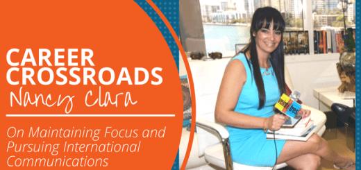 career crossroads: nancy clara journalist