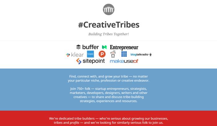 #CreativeTribes on Slack
