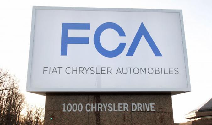Source: PRNewsFoto/Fiat Chrysler