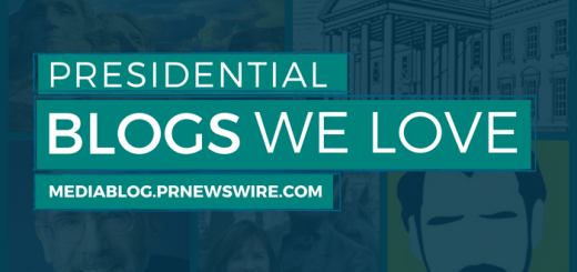 Presidential Blogs