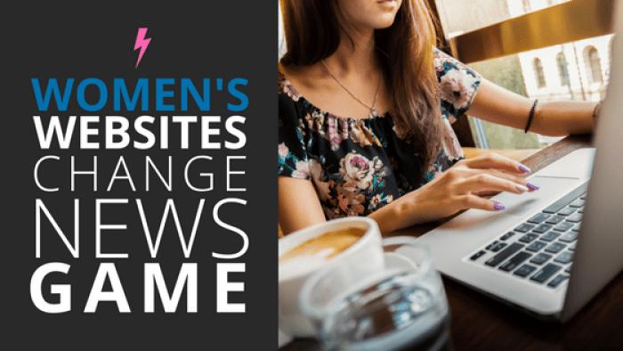 Women's News Websites