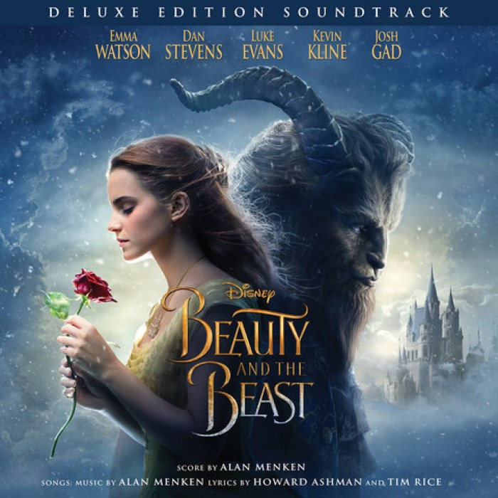 """Disney's """"Beauty and the Beast"""" Original Motion Picture Soundtrack Available March 10"""