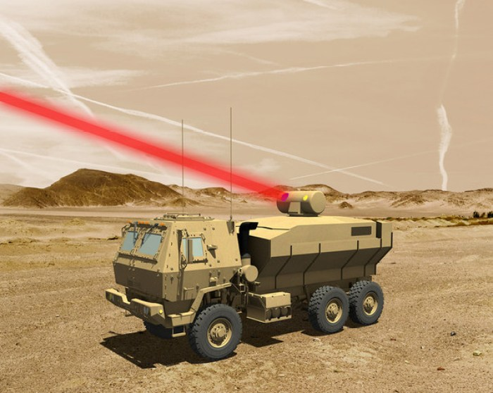 Lockheed Martin to Deliver World Record-Setting 60kW Laser to U.S. Army