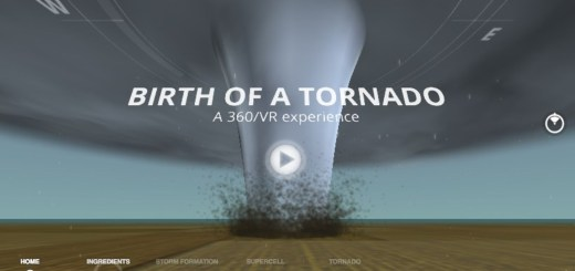 The Weather Company Birth of a Tornado