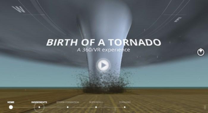 The Weather Company Birth of a Tornado