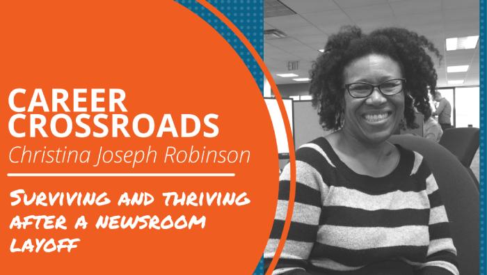 Career Crossroads Newsroom Layoffs