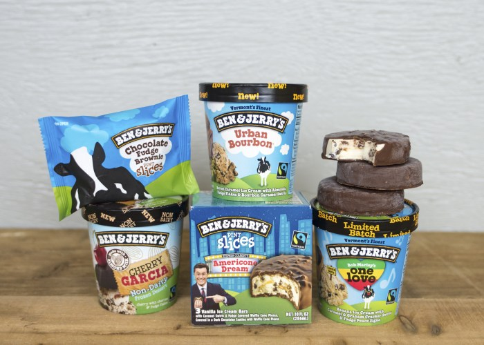 Ben and Jerrys National Ice Cream Month