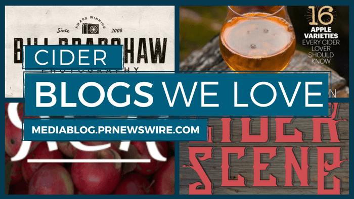 Cider Blogs We Love