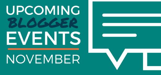 November Blog Events