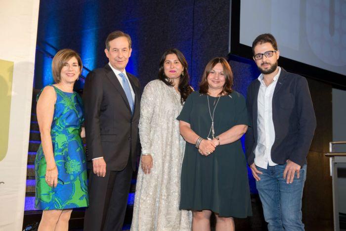 International Center for Journalists Awards Dinner 2017