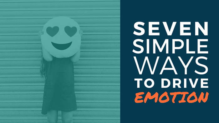 Seven ways to appeal to your readers emotions