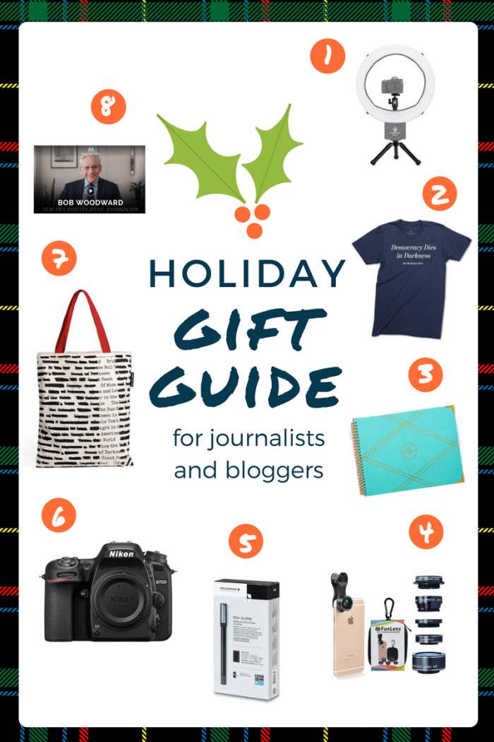 Journalists and Blogger Gift Guide