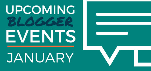 January Blogger Conferences