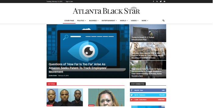 atlanta black star