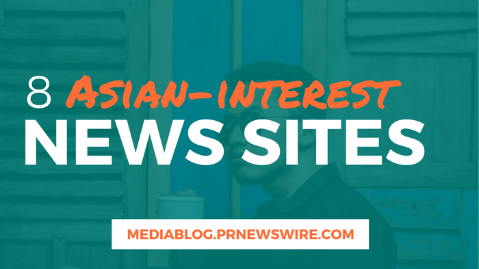 top asian interest news sites