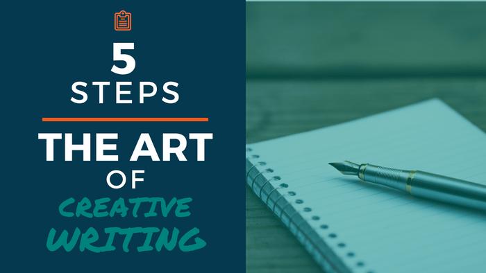 creative writing header