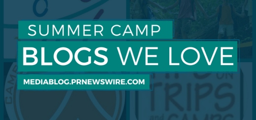 Summer Camp Blog Profiles Header. mediablog.prnewswire.com