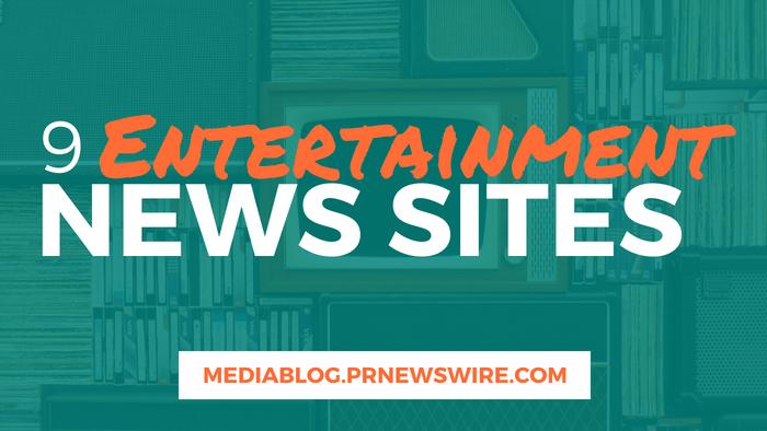 9 Entertainment News Sites header - mediablog.prnewswire.com