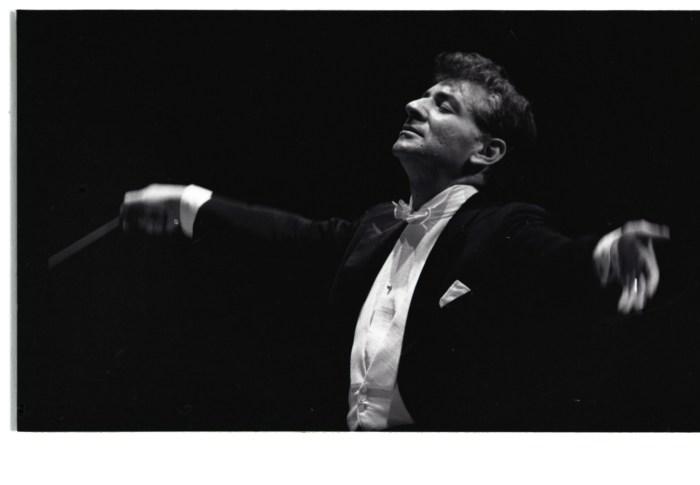 Maestro Leonard Bernstein 1961