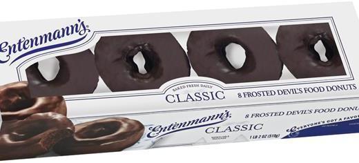 Enternmann's Devil's Food Donuts