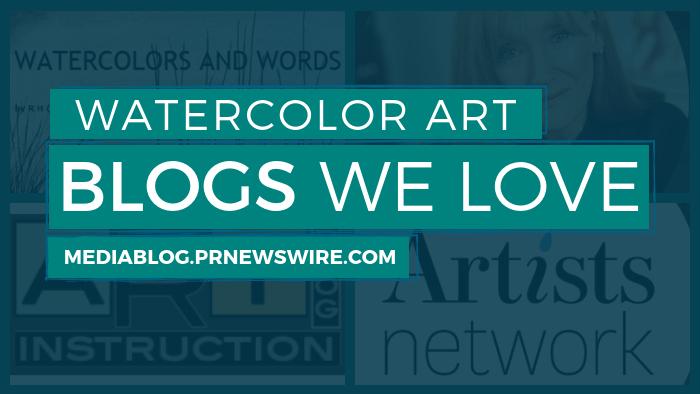 Watercolor Art Blogs We Love - mediablog.prnewswire.com