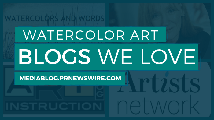 Watercolor Art Blogs We Love - mediablog.prnewswire.com