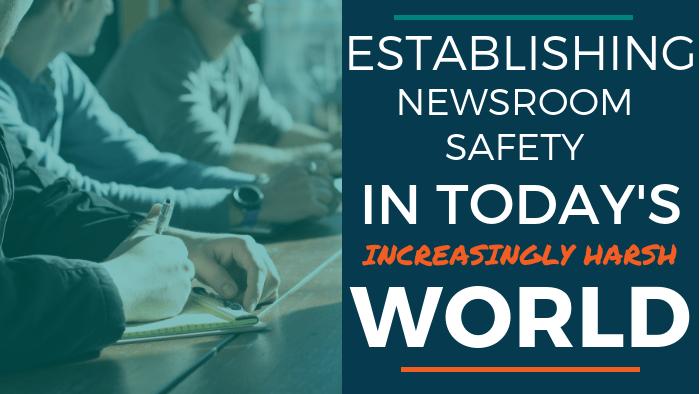 newsroom safety brett