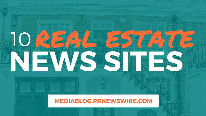 10 Real Estate News Sites - mediablog.prnewswire.com