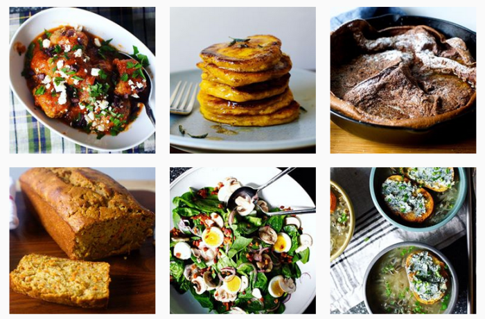 Food and Recipe Blogs We Love: @smittenkitchen on Instagram