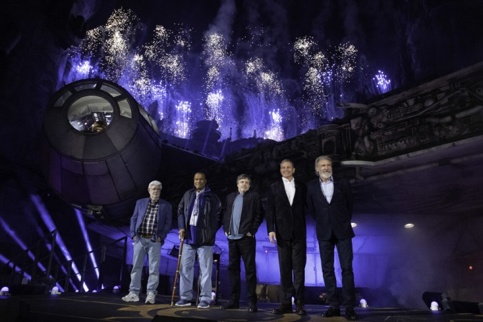 Walt Disney Co. Unveils Star Wars Galaxy's Edge at Disneyland