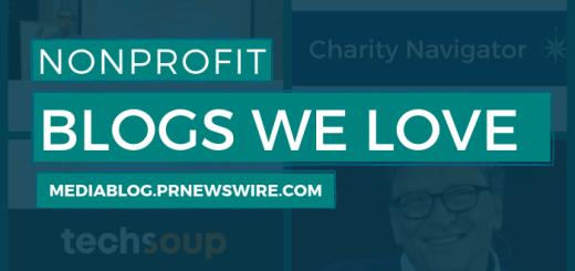 Nonprofit Blogs We Love - mediablog.prnewswire.com