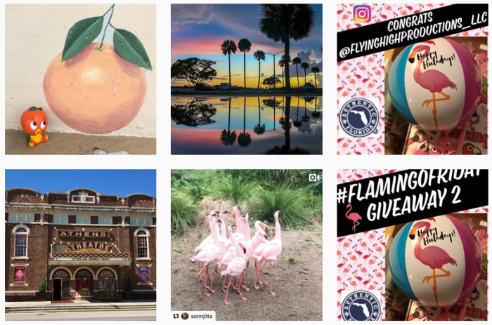 Southern Blogs We Love - @authenticflorida2 on Instagram