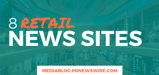8 Retail News Sites - mediablog.prnewswire.com