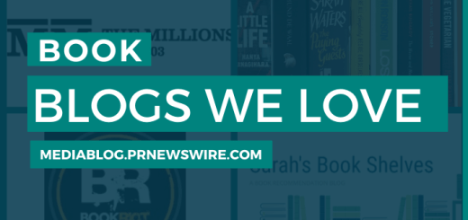 Book Blogs We Love - mediablog.prnewswire.com