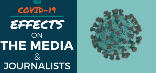 COVID-19 - Effects on the media and journalists