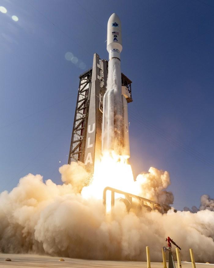 United Launch Alliance Atlas V Rocket launch