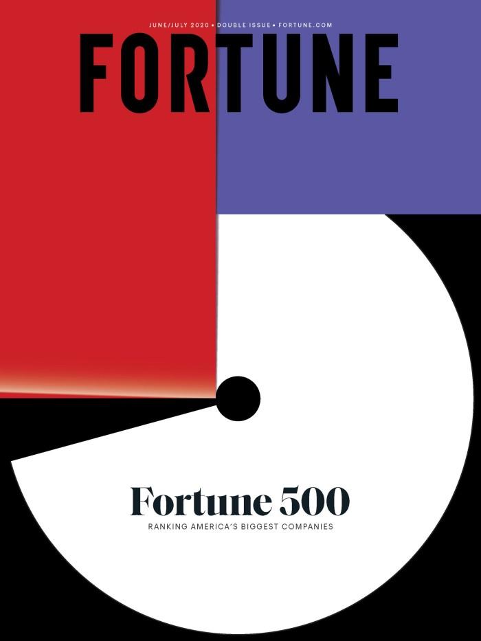 2020 Fortune 500 logo