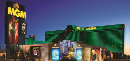 MGM Grand casino hotel