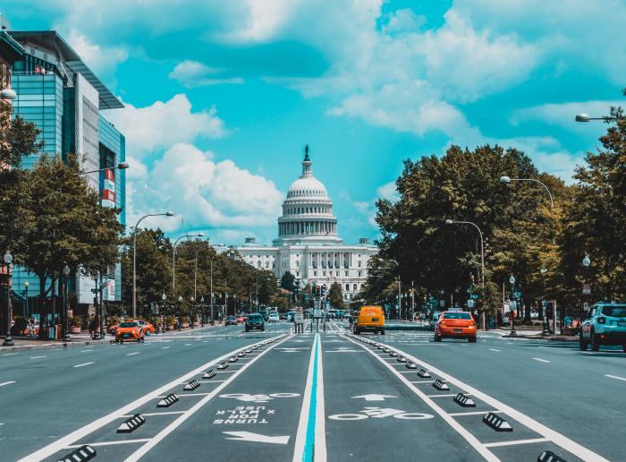 AP Style Rule - Washington, DC