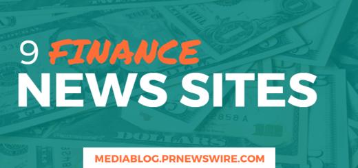 9 Finance News Sites - mediablog.prnewswire.com