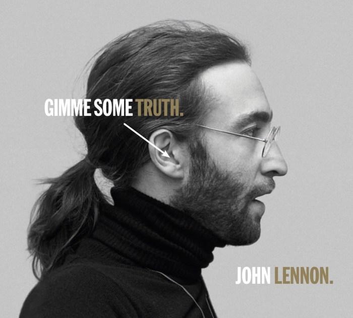 Capitol/UME, John Lennon Gimme Some Truth
