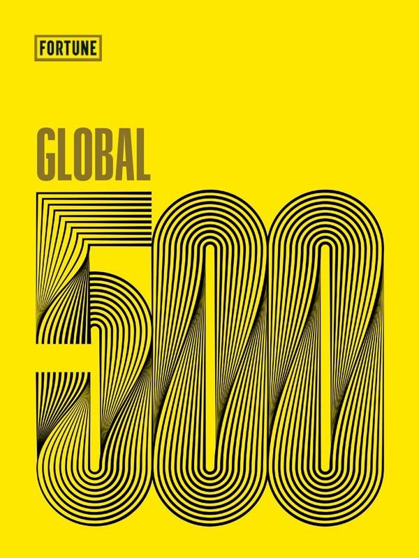 FORTUNE Global 500 List logo