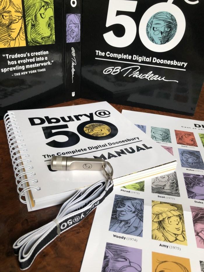 The Complete Digital Doonesbury collection