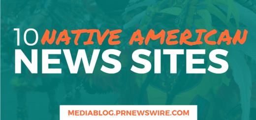 10 Native American News Sites - mediablog.prnewswire.com