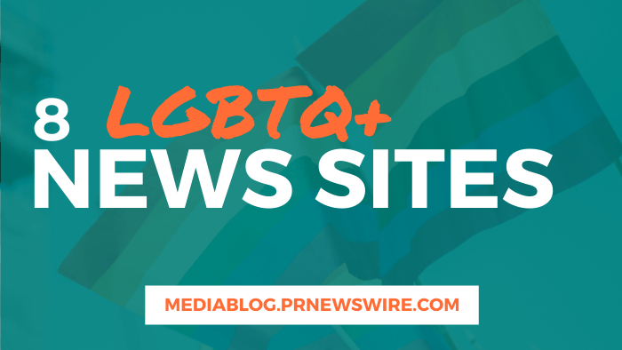 8 LGBTQ+ News Sites - mediablog.prnewswire.com