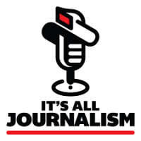 It's All Journalism podcast logo