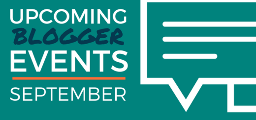 Upcoming Events for Journalists and Bloggers - September 2021