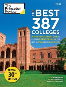 The Princeton Review Best 387 Colleges 2022 Edition