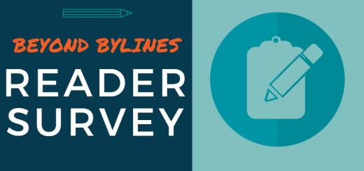 Beyond Bylines Reader Survey